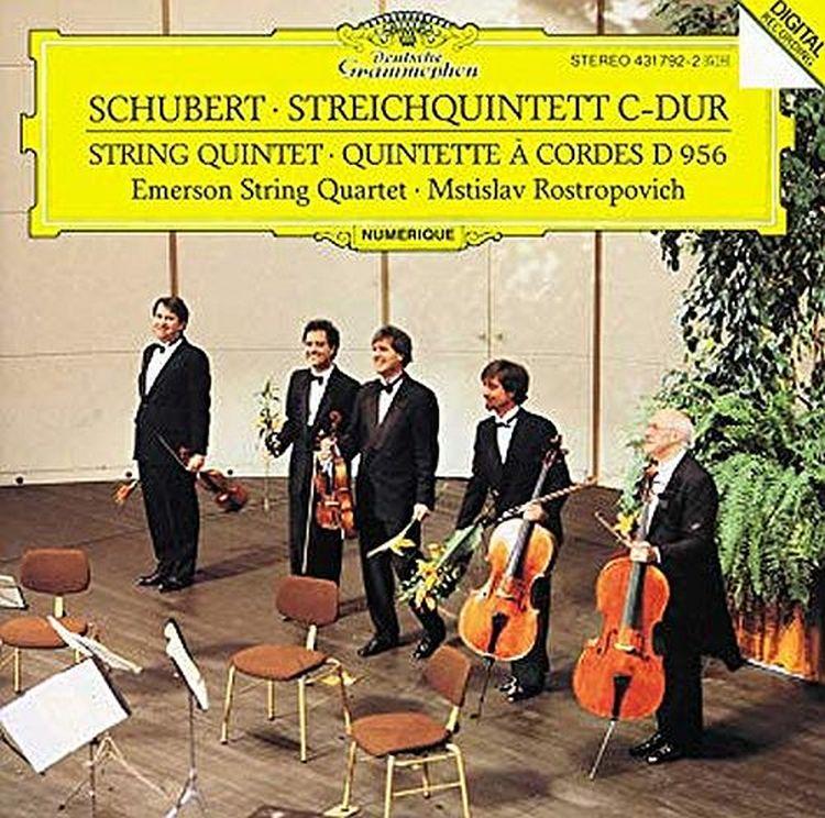 Schubert strykekvintett i C-dur