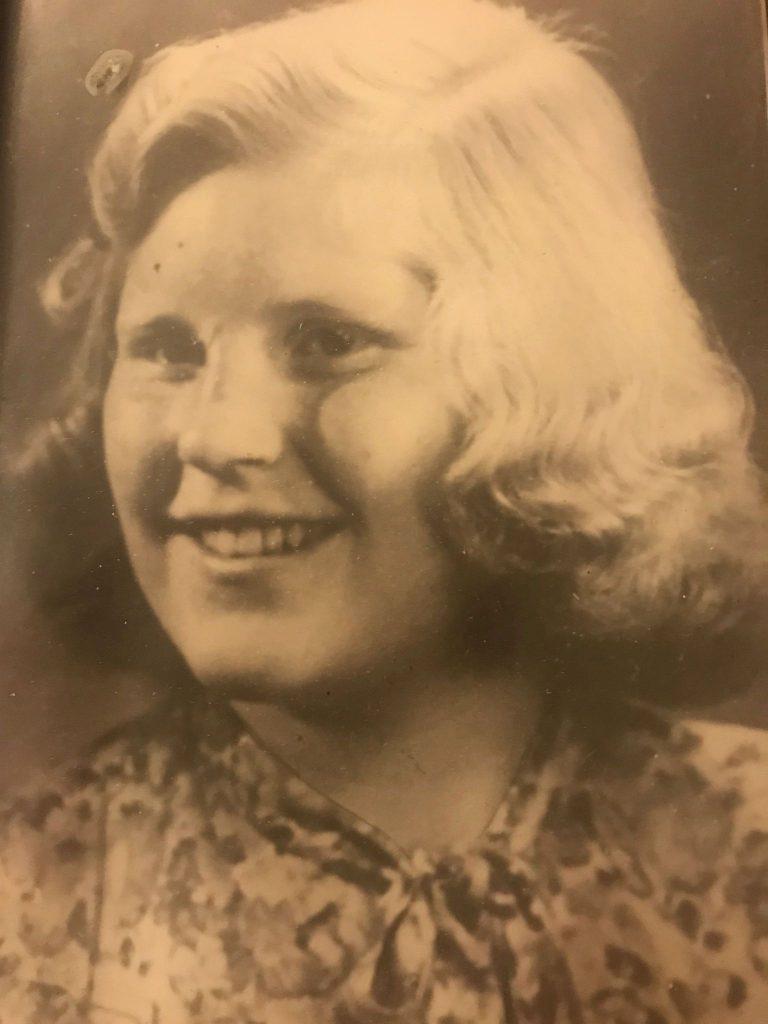 Mor | 14 år gammel | Gerd Thordis Dyrud (f. Korsmo)
